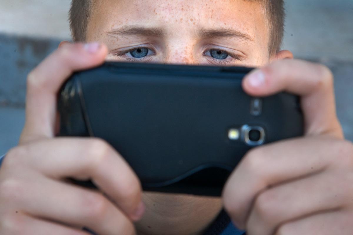 online bántalmazás
