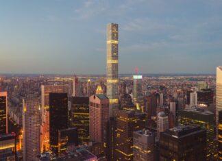 new york luxus felhőkarcoló